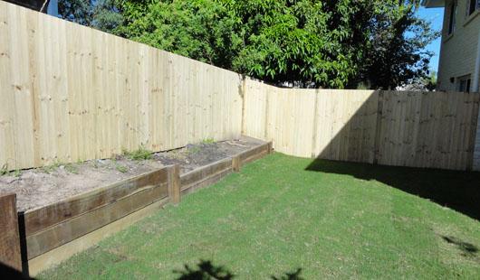 Retaining Walls Northbriz Fencing